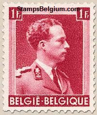 Timbres belges